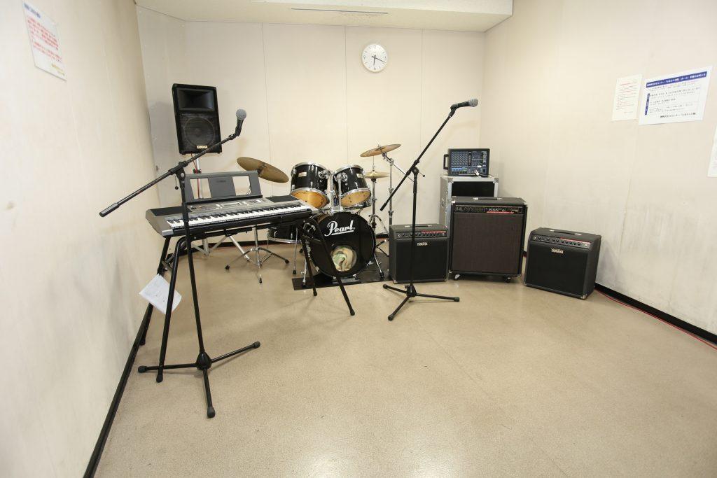 練習室Aの写真