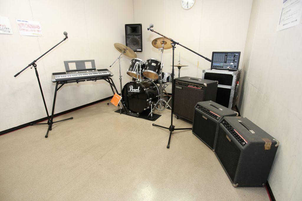 練習室Bの写真