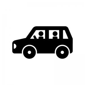 自動車のピクトグラム