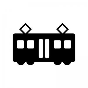 電車のピクトグラム