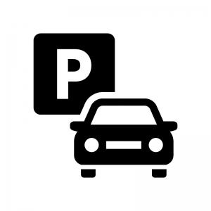 駐車場ピクトグラム